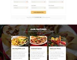 nº 28 pour Design a Website Mockup for Mexican Restaurant par stylishwork