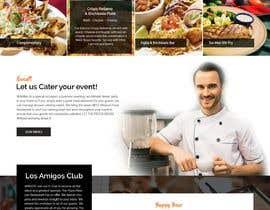 nº 20 pour Design a Website Mockup for Mexican Restaurant par webmastersud