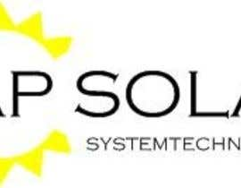 #110 for Logo Design for AP-Solar.de af Mehran53