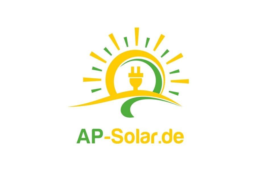 Inscrição nº 121 do Concurso para Logo Design for AP-Solar.de