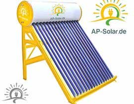 #123 for Logo Design for AP-Solar.de af ImArtist