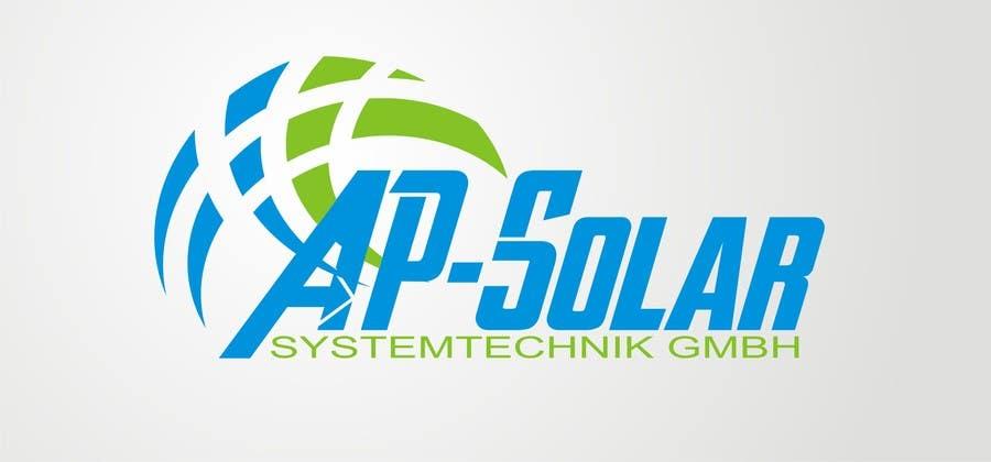 Inscrição nº 30 do Concurso para Logo Design for AP-Solar.de