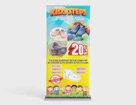 #16 untuk 4 Designs for Roll Up dimensions 85 x200 oleh benson92