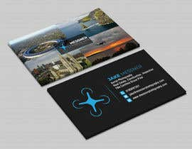 #264 for Aerial Photography Business Card Design by iqbalsujan500