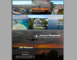 #248 for Aerial Photography Business Card Design by ROY999
