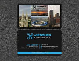 #222 for Aerial Photography Business Card Design by sabbir2018