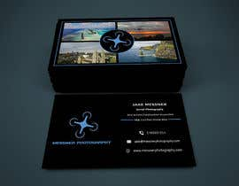 #226 for Aerial Photography Business Card Design by eemamhhasan