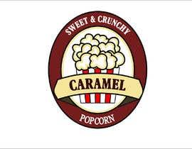#27 cho Caramel Popcorn Label Design bởi agustinscalisi