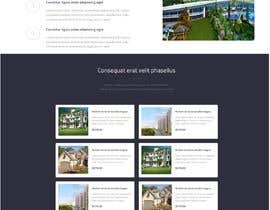 #34 for Landing Page Mockup for JP Housing by FALL3N0005000