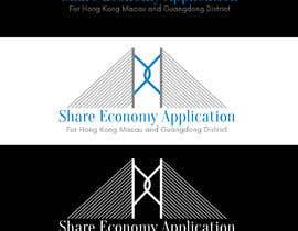 #2 για Logo of the Share Economy Application for the Hong Kong Macau and Guangdong District από JohnDigiTech