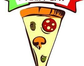 #3 for Logo Pizza Eat by hazemhania