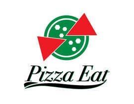 #2 for Logo Pizza Eat by littlenaka