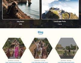 #13 for Design a travel consultant personal website af Baljeetsingh8551