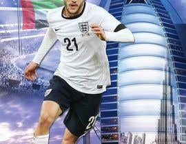 #96 for Football poster by jojohf
