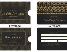 #3 untuk E - Gift Card  + printable version with envelope oleh IbrahimKayed