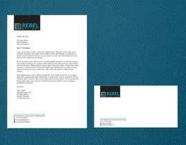#20 untuk Letterhead and envelope design oleh umar1973