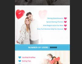 #9 for 10 mail templates for our dating sites af AdoptGraphic
