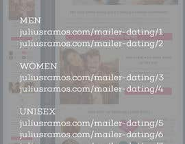 #20 for 10 mail templates for our dating sites af jramos