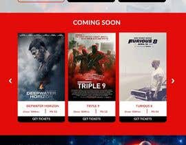 #3 for Movie Theatre Website with Ticketing by W3WEBHELP