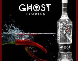 #24 for Bring Ghost Tequila to life in a hypothetical poster by ichddesigns