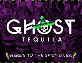 #19 for Bring Ghost Tequila to life in a hypothetical poster by Rooftacular