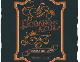 #40 for Design a (fermented) Tequila Bottle Label by sudhalottos
