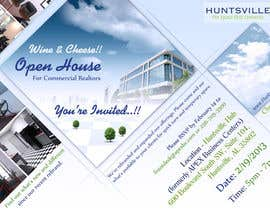 #44 for Graphic Design for APEX Business Centers - Create an Invitation by sourav1991amit