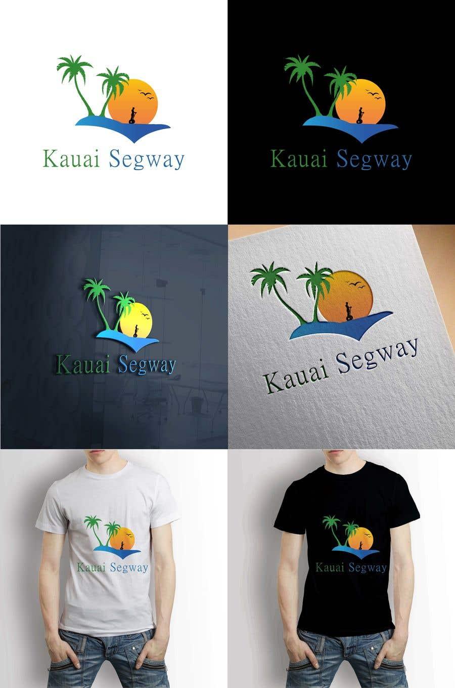 Contest Entry #392 for Kauai Segway Logo