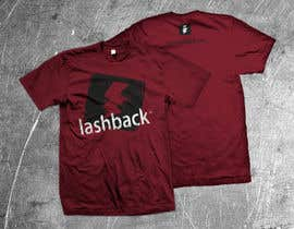 #124 para T-shirt Design for LashBack, LLC por afiqahnorizan