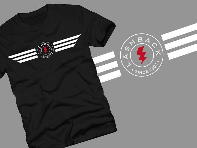 Inscrição nº 129 do Concurso para T-shirt Design for LashBack, LLC