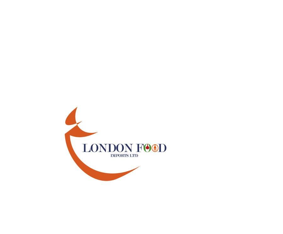 Inscrição nº                                         6                                      do Concurso para                                         Design a Logo for :     LONDON FOOD IMPORTS LTD