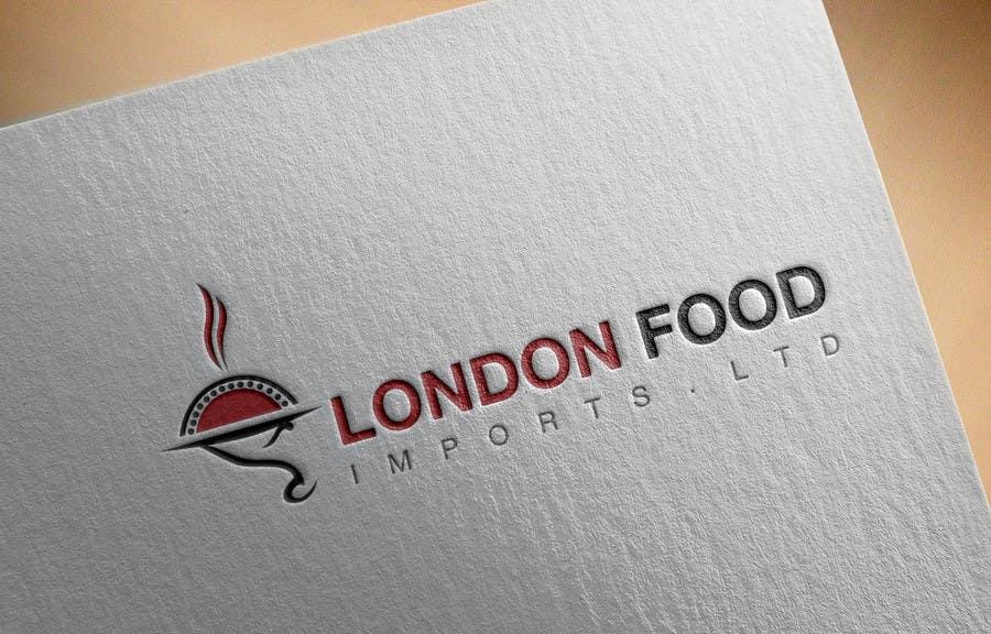 Inscrição nº                                         7                                      do Concurso para                                         Design a Logo for :     LONDON FOOD IMPORTS LTD