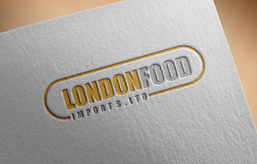 Inscrição nº                                         10                                      do Concurso para                                         Design a Logo for :     LONDON FOOD IMPORTS LTD