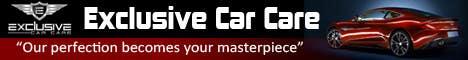 Penyertaan Peraduan #374 untuk Banner Ad Design for Exclusive Car Care