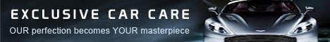 Penyertaan Peraduan #403 untuk Banner Ad Design for Exclusive Car Care