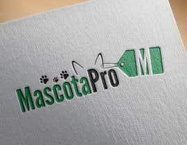 Nro 51 kilpailuun Design Logo and Site Icon for MascotaPro käyttäjältä snooki01