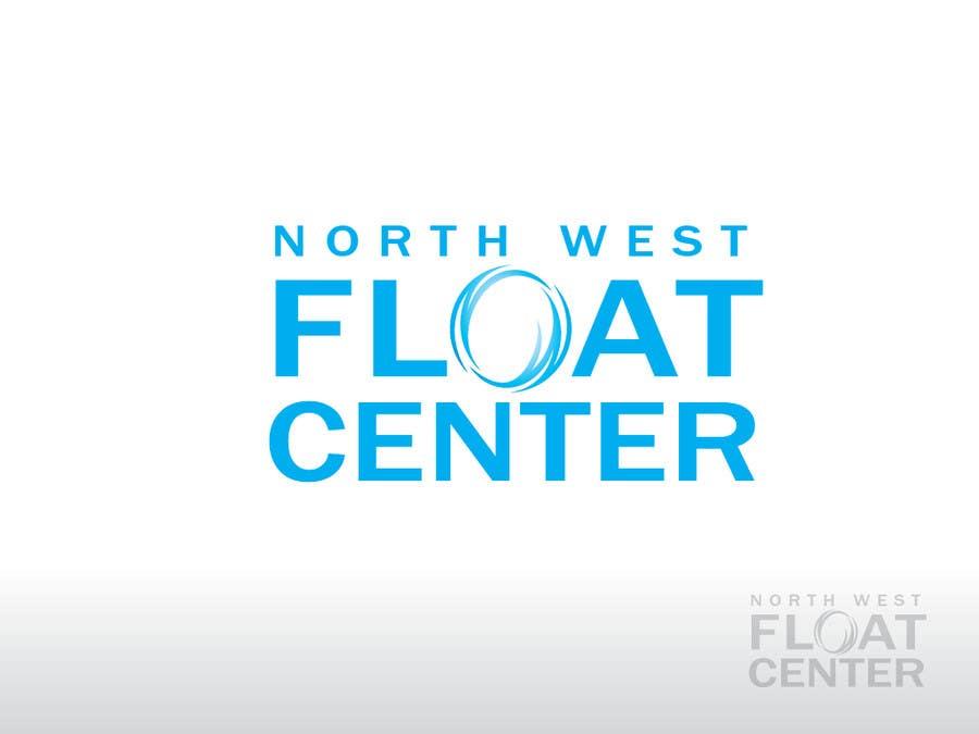 #349 for Logo Design for Northwest Float Center by ErdincAtaberk