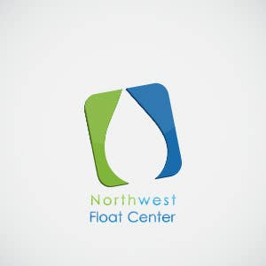 #405 for Logo Design for Northwest Float Center by enassd