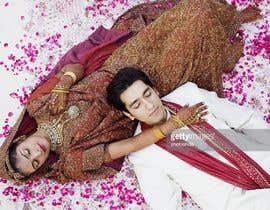 #10 , INDIAN Wedding BRIDE & GROOM Caricatures - FUNNY/ELEGANT Illustrations 来自 BayuZulkarnain
