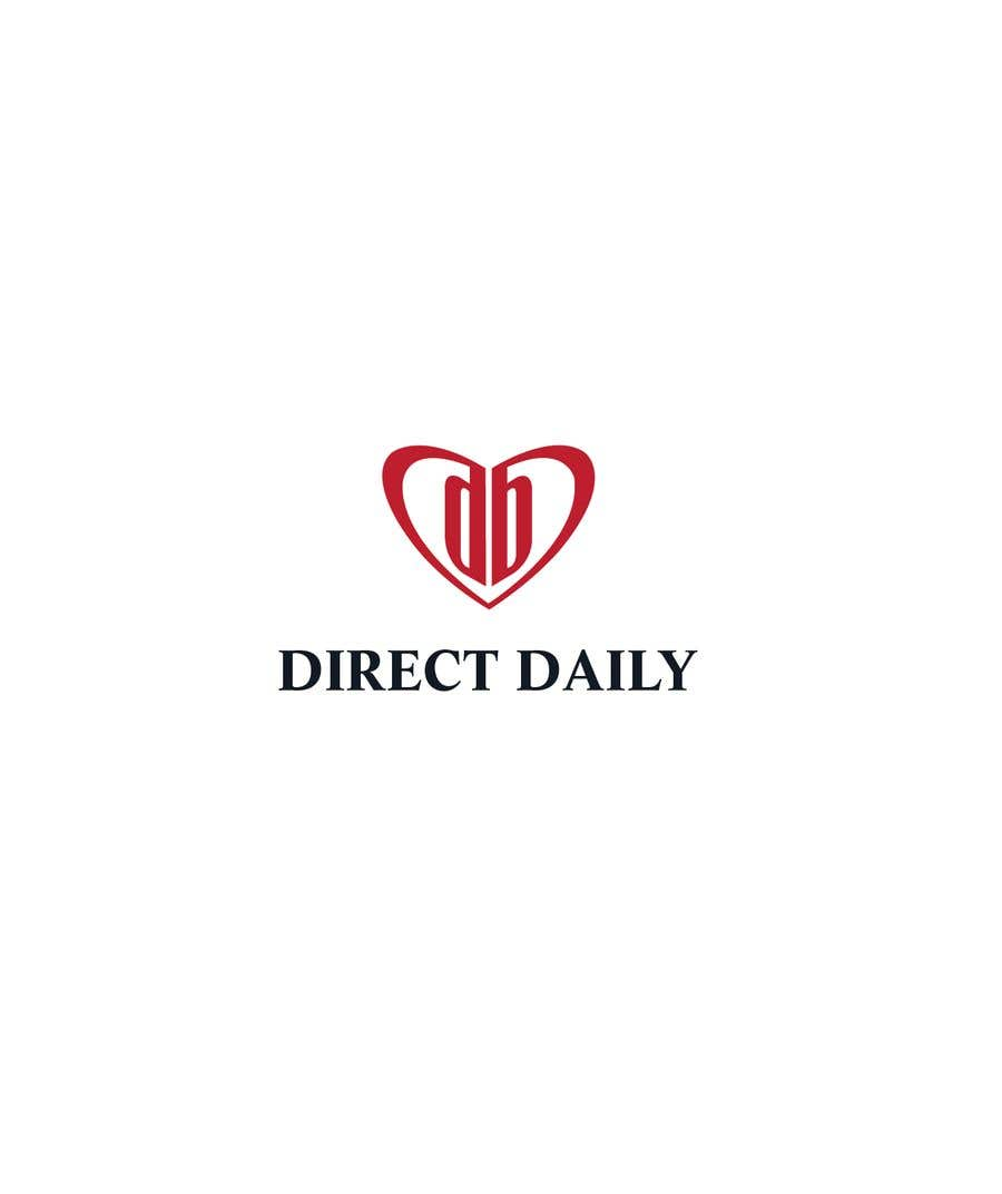 "Contest Entry #31 for Design a very simple logo for the company name ""Direct Daily"""