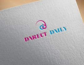 """#33 for Design a very simple logo for the company name """"Direct Daily"""" by mukulakter923"""