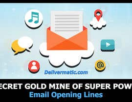 #52 for Design an Awesome Banner - Email Opening Lines by SmartBlackRose