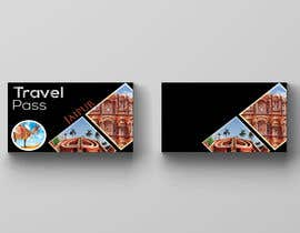 shohrab71 tarafından Travel Pass Card - 2 Sides için no 1