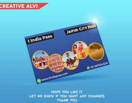 alvial tarafından Travel Pass Card - 2 Sides için no 2