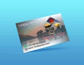 tanmoy4488 tarafından Travel Pass Card - 2 Sides için no 7