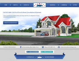 #34 pentru Website Design for All Star Roofing de către archt