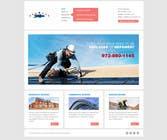 Graphic Design Inscrição do Concurso Nº23 para Website Design for All Star Roofing