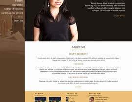 #25 для Design a Website Mockup for Individual від hoang8xpts