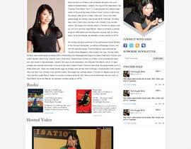 #1 для Design a Website Mockup for Individual від webidea12
