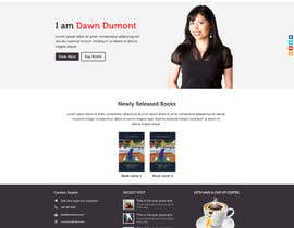 #21 для Design a Website Mockup for Individual від shabcreation